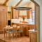 Residential Transitional Kitchen