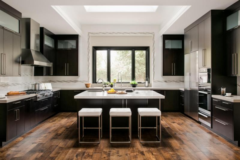 Residential B- Modern/Contemporary Kitchen