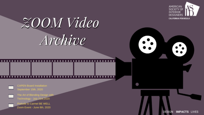 ZOOM Video Archive